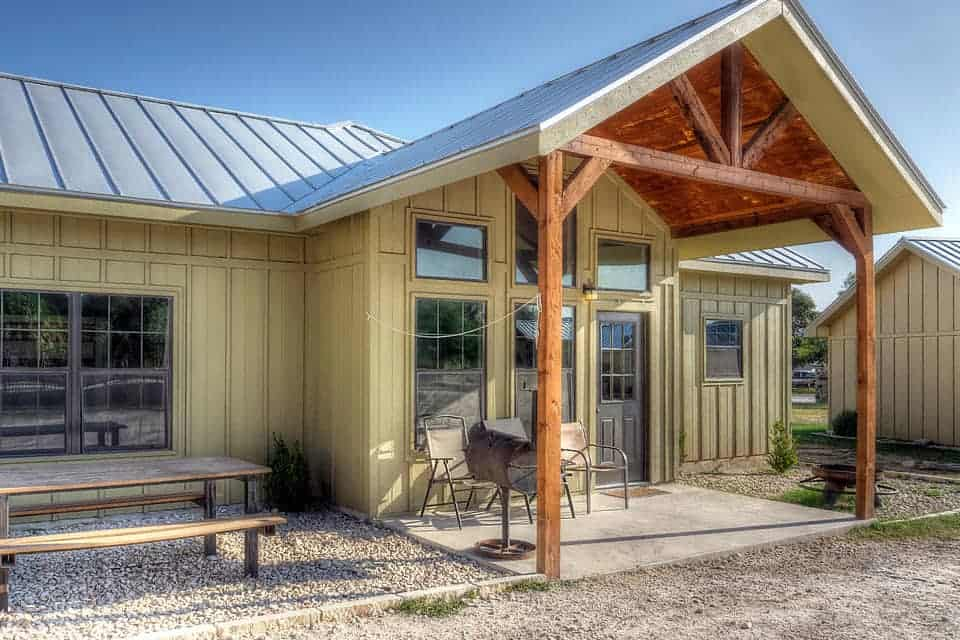 Oasis At Rivers Edge Forget Me Not Cabin